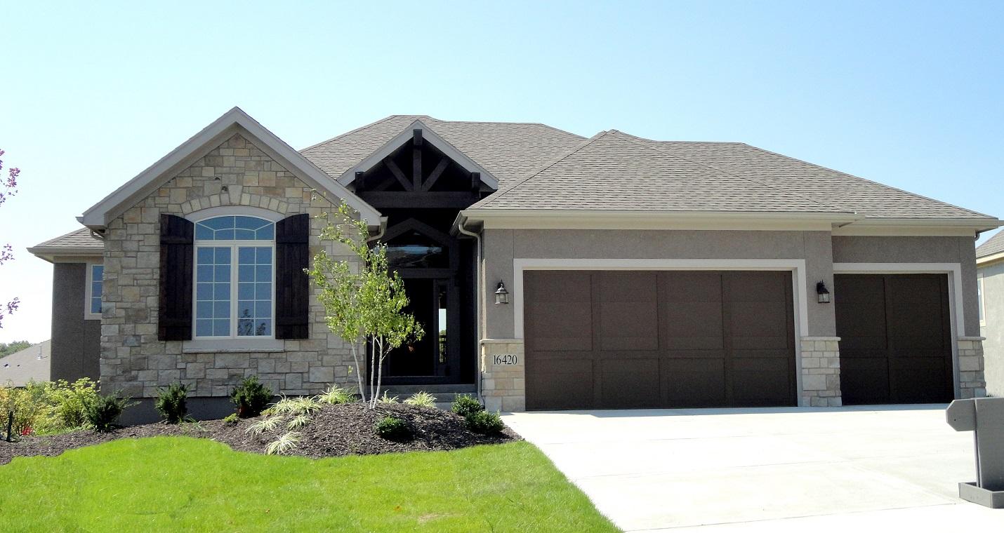 new home construction in Johnson county ks