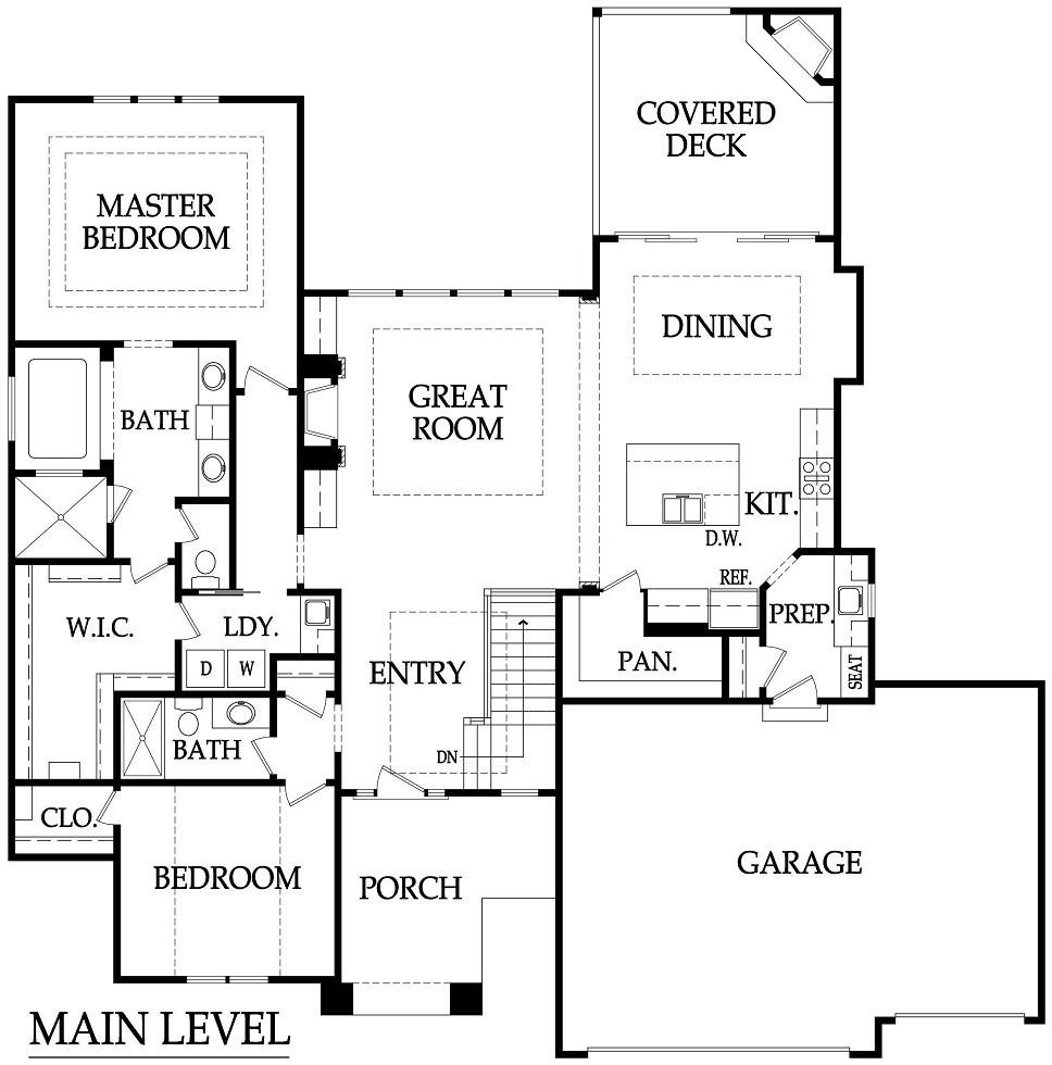 home developer in Lenexa